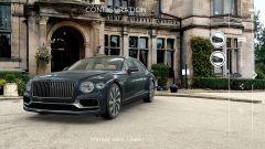 La Bentley Flying Spur in realtà aumentata