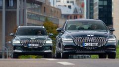 Marchio Genesis in Europa da 2021: berline, SUV e auto elettriche