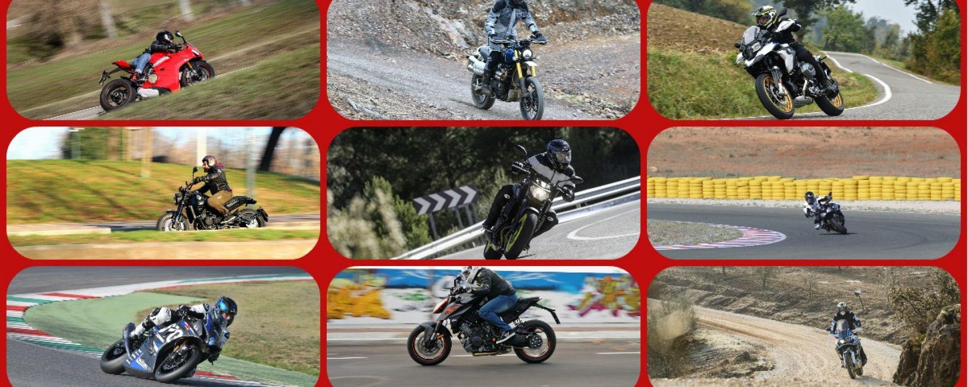 La best nine di Motorbox