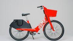 La bicicletta elettrica di Uber