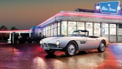 La BMW 507 di Elvis Presley è rinata: ecco la sua storia