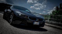 La BMW i8 in una scena di Hundred to go