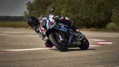 La BMW M 1000 RR in azione