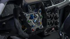 La Bmw M2 CS in versione Racing Cup: il volante