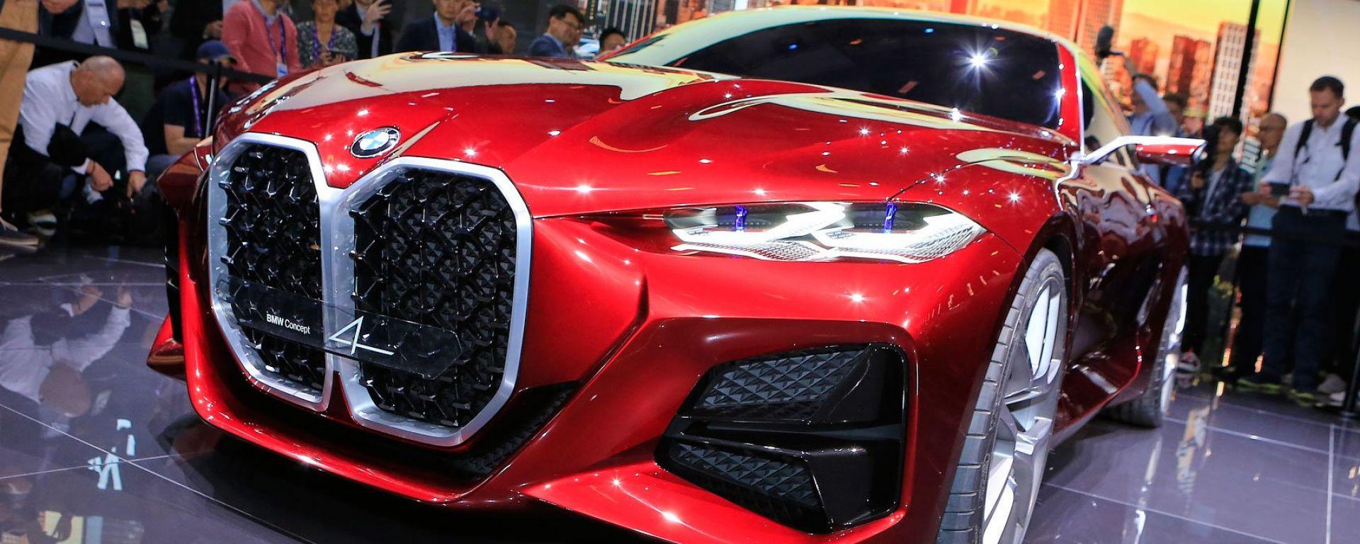 La BMW M3 2020 si ispirerebbe alla BMW Concept 4