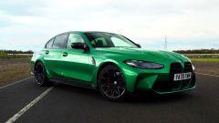 La BMW M3 Competition 2021