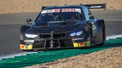 La BMW M4 DTM di Robert Kubica nei test di Jerez De La Frontera 2019