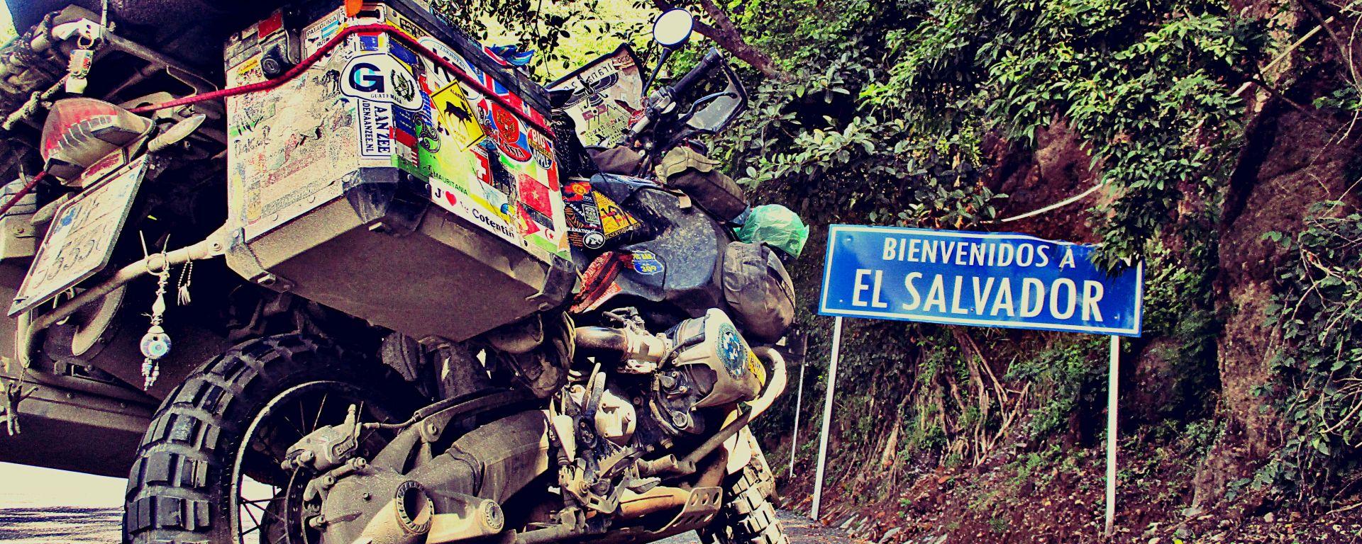 """La BMW R 1200 GS Adventure """"Kammella"""" di Daniele Donin, autore del libro """"Il respiro della strada"""""""