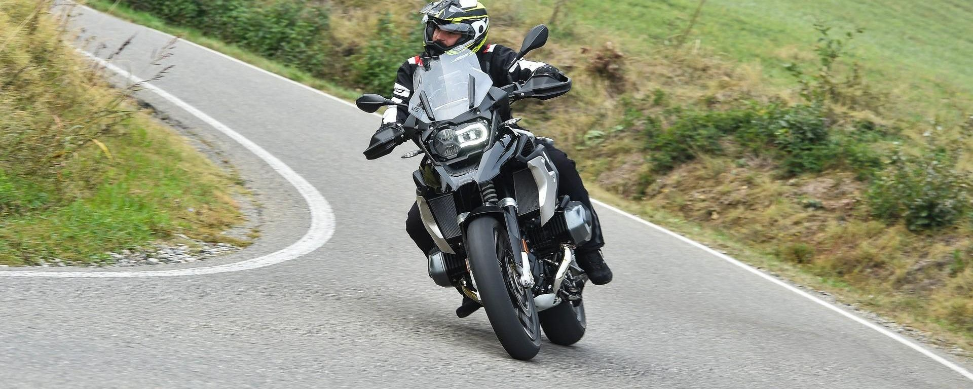 La BMW R 1250 GS è già in testa alla classifica