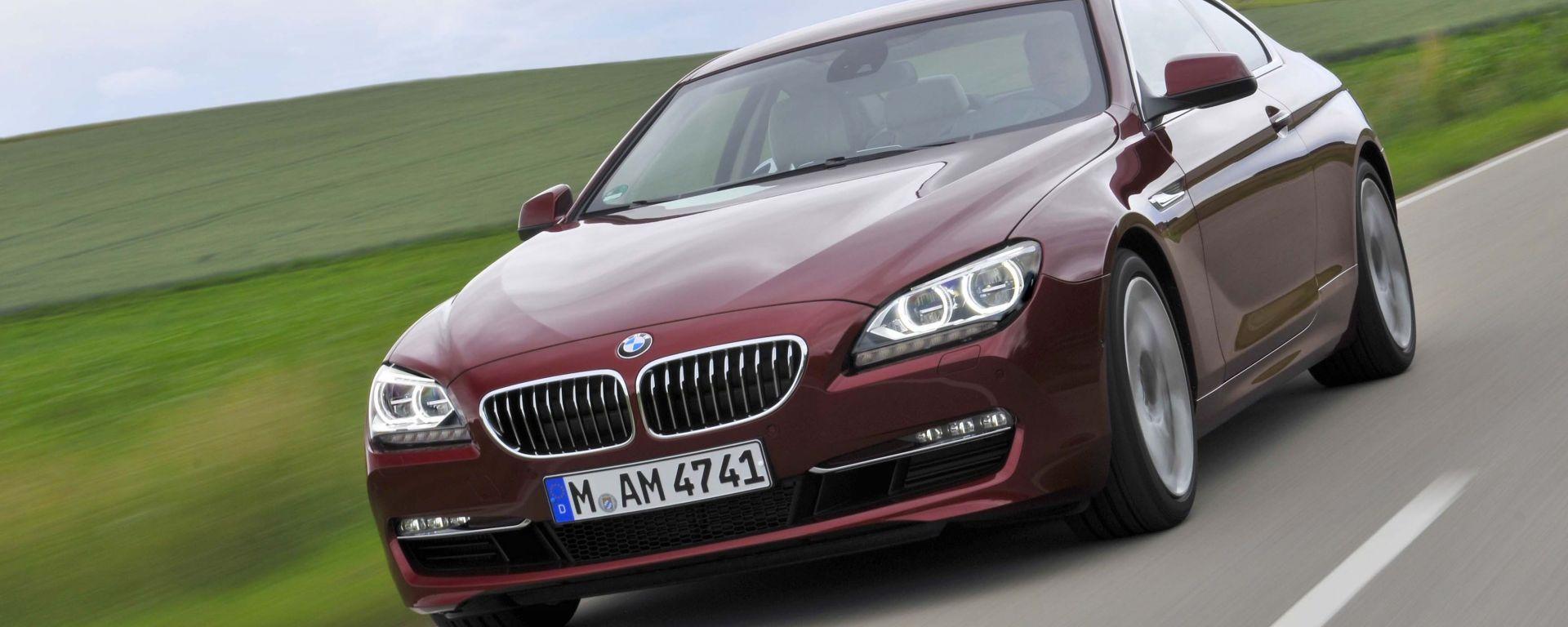 La BMW Serie 6 coupé è andata in pensione