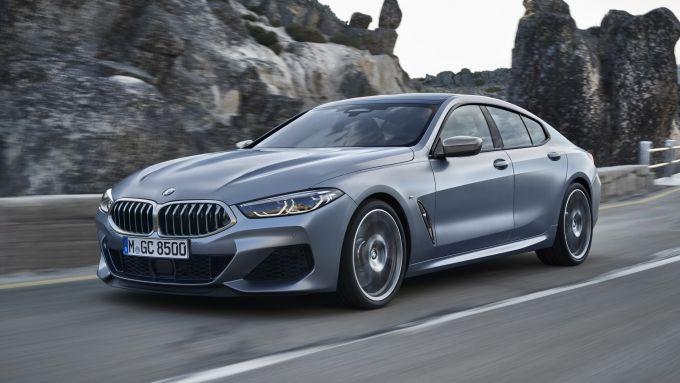 La BMW Serie 8 Gran Coupé