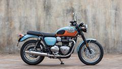 La Bonneville T120 realizzata da KAOS Design messa in palio da Triumph