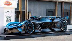 La Bugatti Bolide a MIMO 2021