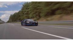 La Bugatti Chiron guidata da Juan Pablo Montoya nel record 0-400-0 del 2017
