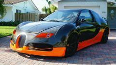 La Bugatti Veyron è in realtà una Honda Civic