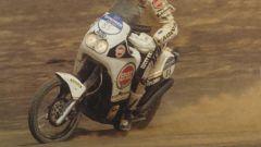 La Cagiva Elefant che ha ispirato la Ducati Scrambler Desert X