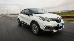 La Captur è il SUV entry-level di Renault