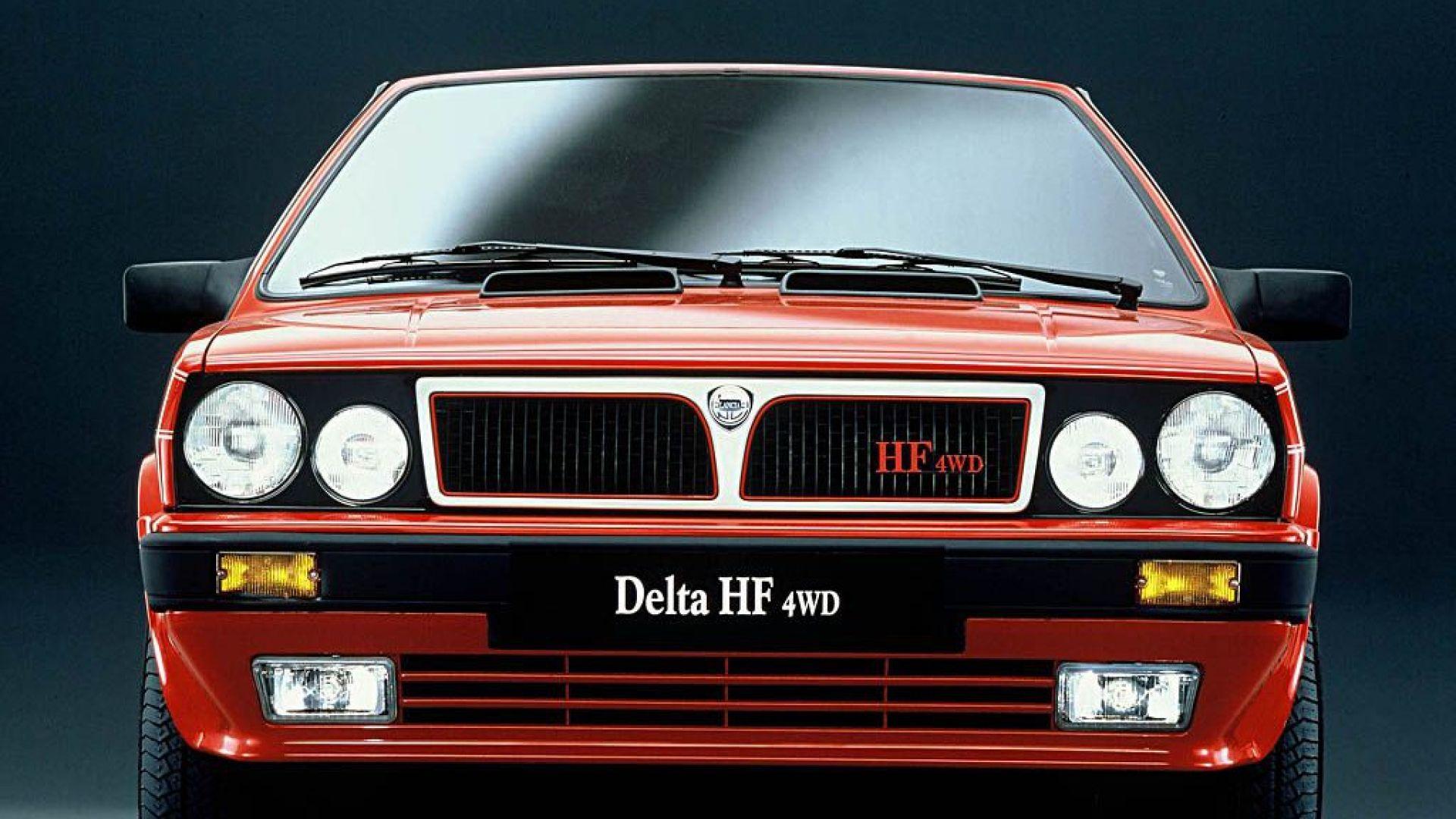 Guida Usato La Carta D 39 Identit Della Lancia Delta Hf