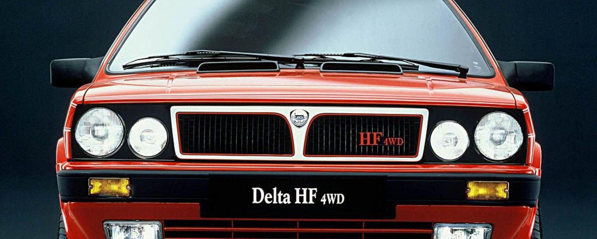 La carta d'identità della Lancia Delta HF Integrale