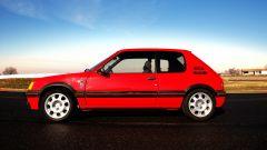 La Carta d'identità della Peugeot 205 GTI - Immagine: 6