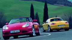 La carta d'identità della Porsche Boxster 986 - Immagine: 10