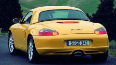 La carta d'identità della Porsche Boxster 986 - Immagine: 4