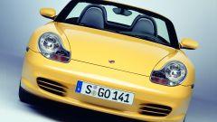 La carta d'identità della Porsche Boxster 986 - Immagine: 1