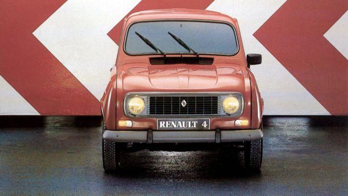 La celebre Renault 4 originale