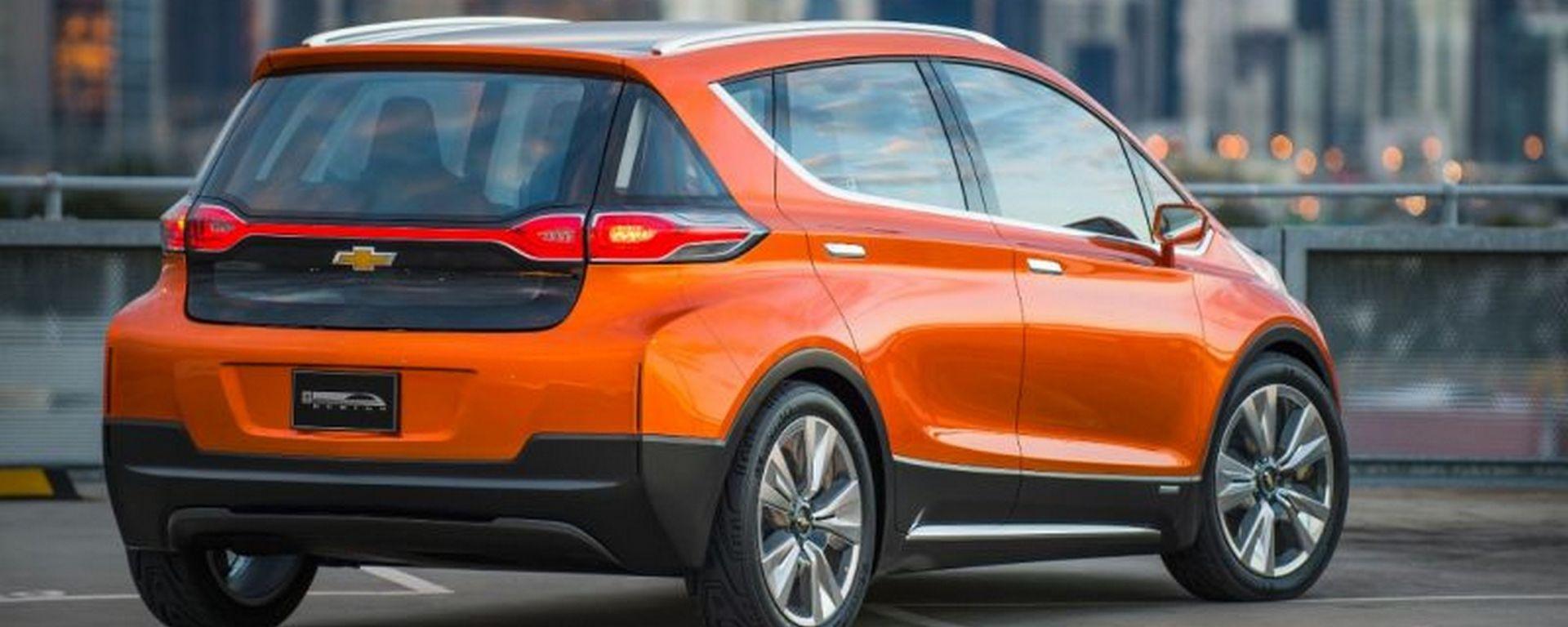 La Chevrolet Bolt autonoma si è aggirata tranquillamente per San Francisco