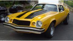 La Chevrolet Camaro di Transformers