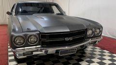 La Chevrolet Chevelle SS del 1970 del quarto Fast and Furious, il frontale