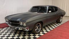 La Chevrolet Chevelle SS del quarto Fast and Furious è all'asta