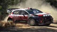 La Citroen C3 WRC 2017