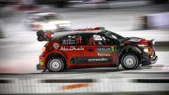 La Citroen C3 WRC di Craig Breen