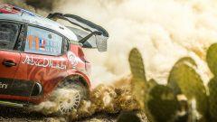 La Citroen C3 WRC di Loeb