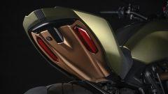 La coda della Ducati Diavel 1260 Lamborghini