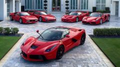 La collezione di Ferrari del golfista inglese Ian Poulter