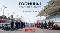 """Ufficiale: nel 2022 su Netflix """"Drive to Survive 4"""""""