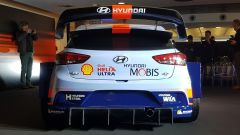 La cosa della Hyundai i20 WRC 2017