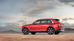 La Cullinan si propone come SUV più lussuoso del mondo