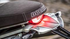 la cura del dettaglio si percepisce subito sulla nuova Ducati Scrambler 1100