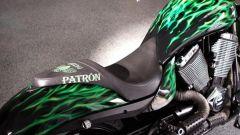 La customizzazione della Victory Patron è opera di Arlen Ness