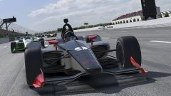 La Dallara IR18 IndyCar su iRacing