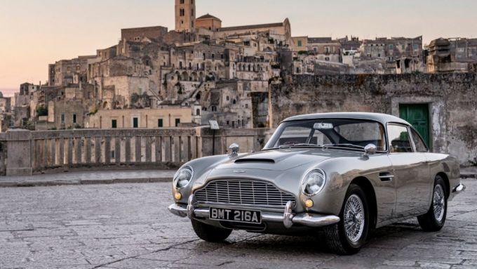 La DB5 di James Bond