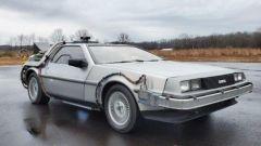 La DeLorean all'asta