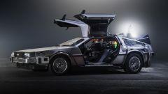 La DeLorean DMC-12 in produzione nel 2017 - Immagine: 1