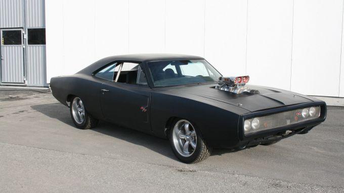 La Dodge Charger di Dom Toretto in Fast & Furious