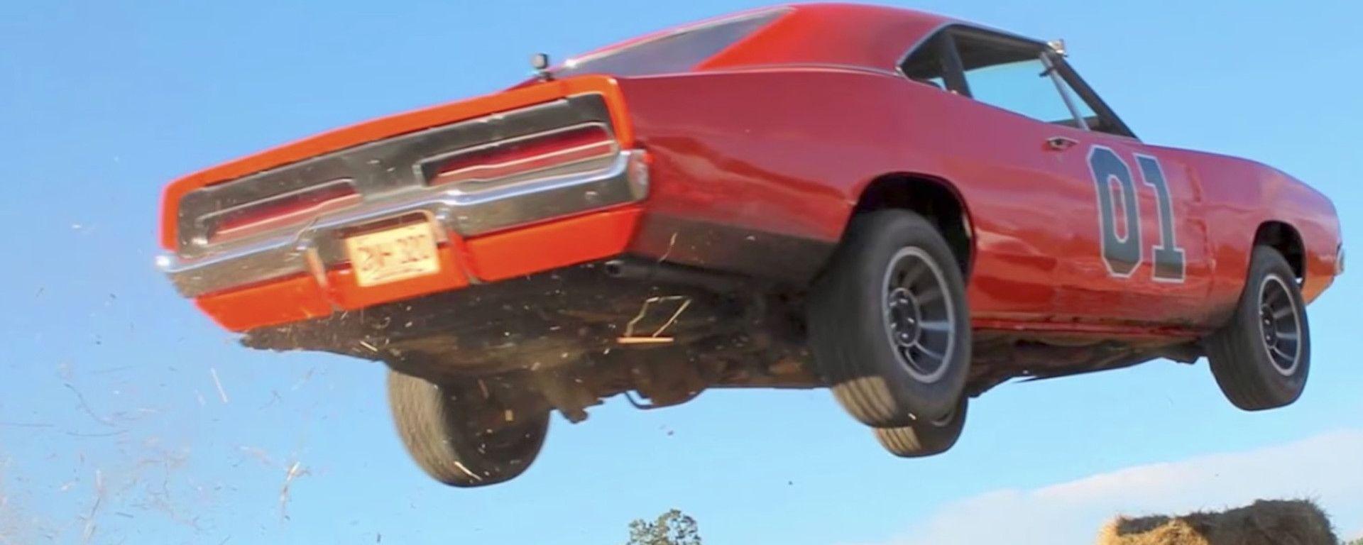 La Dodge Charger Generale Lee del film Hazzard