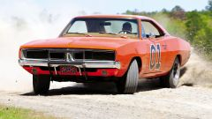 La Dodge Charger ''Generale Lee'' di Hazzard