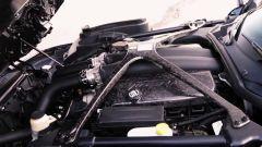 La Dodge Viper Gen V by Calvo Motorsports, carbonio forgiato nel vano motore - dal video di TRC